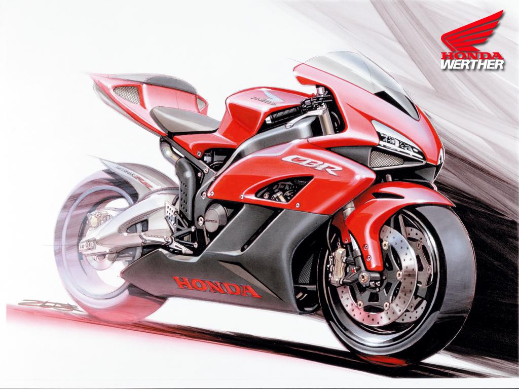 Dessin motos voitures - Dessin moto sportive ...