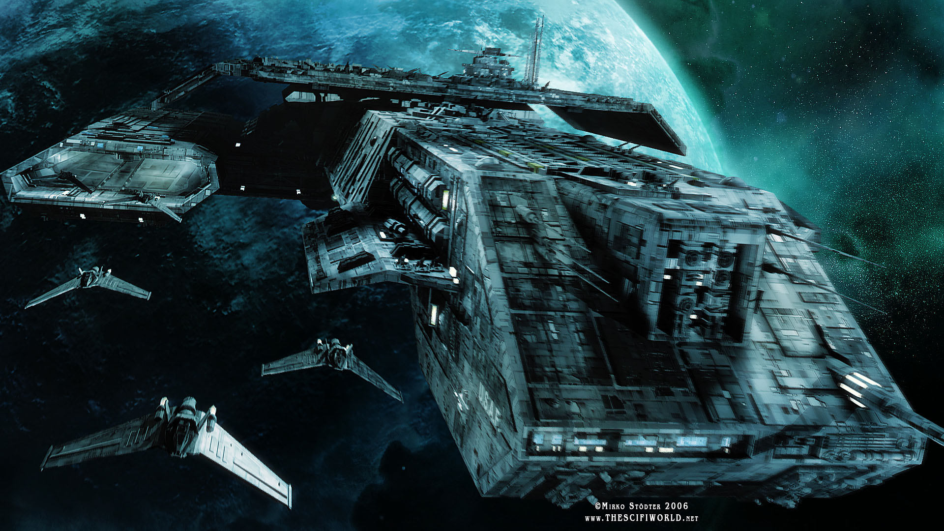 prometheus spacecraft stargate - photo #17