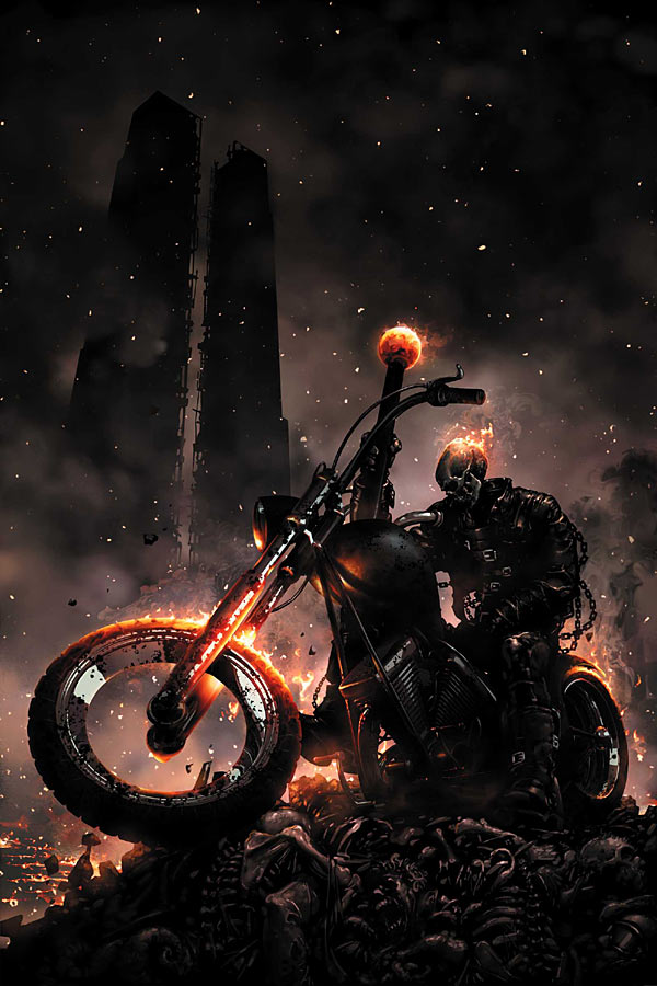 Ghost Rider - Picture Hot